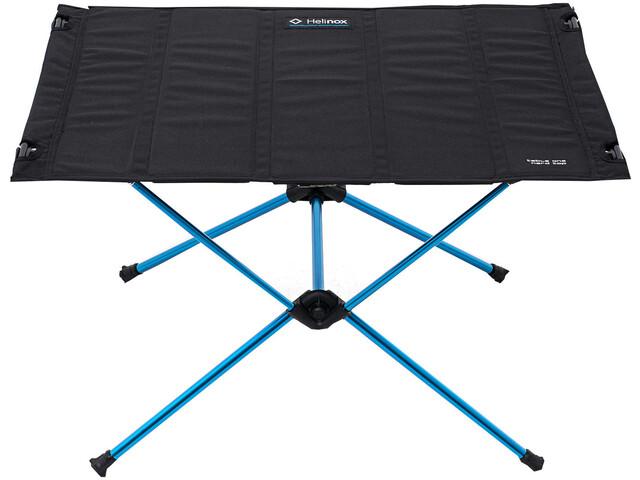 Helinox Table One Hard Top, black/blue